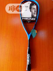 Original Head Squash Racket Graphite With One Free Squash Ball | Sports Equipment for sale in Abuja (FCT) State, Kabusa