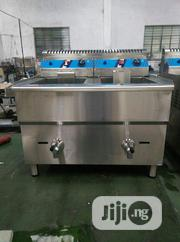 Commercial Deep Fryer (4 Baskets With Tap) | Restaurant & Catering Equipment for sale in Lagos State, Epe