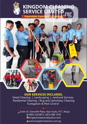 Kingdom Cleaning Services Limited | Cleaning Services for sale in Abuja (FCT) State, Apo District