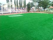 10mm Artificial Grass Installed In Playground Park | Landscaping & Gardening Services for sale in Lagos State, Ikeja