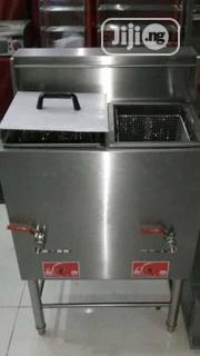 Gas Deep Fryer Standing Double | Kitchen Appliances for sale in Lagos State, Ojo