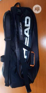 Big Head Tennis Racket Bag 3zipper With Thermoguard | Sports Equipment for sale in Abuja (FCT) State, Kabusa