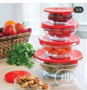 Glass Storage Bowl | Kitchen & Dining for sale in Lagos State, Lagos Island
