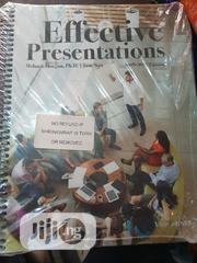 Effective Presentations | Books & Games for sale in Lagos State, Surulere