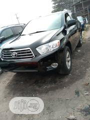 Toyota Highlander 2009 V6 Black | Cars for sale in Lagos State, Amuwo-Odofin