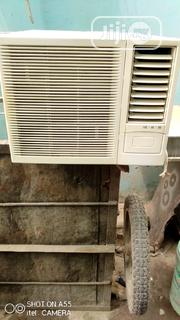 Uk Used Air Conditioner 1hp Widow Unit | Home Appliances for sale in Lagos State, Surulere