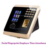 ZKTECO UF100 Facial And Fingerprint Recognition Attendance Machine | Safety Equipment for sale in Lagos State, Ikeja