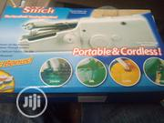 Quality Portable And Cordless Hand Sewing Machine   Home Appliances for sale in Lagos State, Lagos Island