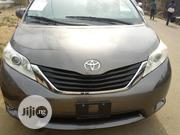 Toyota Sienna 2012 LE 7 Passenger Brown | Cars for sale in Lagos State, Isolo