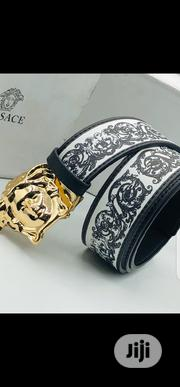 Versace Belt Quality 00030 | Clothing Accessories for sale in Lagos State, Surulere