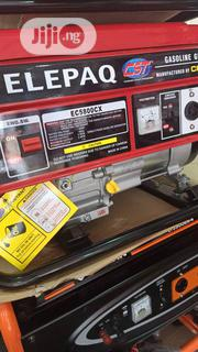 Ec5800cx Elepaq Gasoline Generator | Electrical Equipment for sale in Lagos State, Ojo