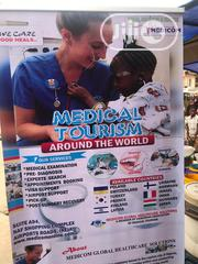 Ukraine Medical Tourism Visa in 4 Weeks.   Travel Agents & Tours for sale in Lagos State, Ikeja