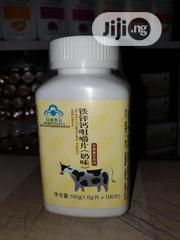 Longrich Goat Milk Calcium Chewable Tablet | Vitamins & Supplements for sale in Lagos State, Amuwo-Odofin