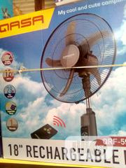 18 Inchs Rechargeble Fan | Home Appliances for sale in Lagos State, Ojo