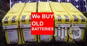 Used Battery In Oworo Gbagada | Accessories for Mobile Phones & Tablets for sale in Lagos State