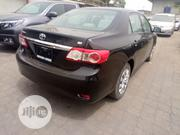 Toyota Corolla 2012 Black | Cars for sale in Lagos State, Lagos Mainland