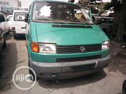 Volksawgen Transporter 2002 Green | Buses & Microbuses for sale in Lagos State, Apapa