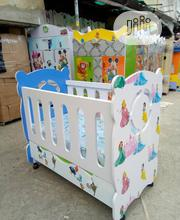 Well Crafted Baby Quality Wooden Bed | Children's Furniture for sale in Lagos State, Ojota