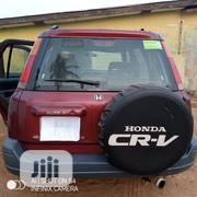 Honda CR-V 2.0 4WD Automatic 2000 Red | Cars for sale in Kwara State, Ilorin South