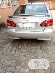 Toyota Corolla 2005 S Silver | Cars for sale in Rivers State, Port-Harcourt