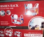 Stainless Steel Dish Rack | Kitchen & Dining for sale in Lagos State, Lagos Island