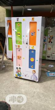 Wooden Wardrobe With Hanging And Folding Department (5.7ft Long) | Children's Furniture for sale in Lagos State, Ojota
