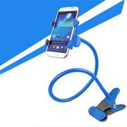 Flexible Arm Mobile Phone Holder Stand (Black and Blue) | Accessories for Mobile Phones & Tablets for sale in Lagos State, Ikeja