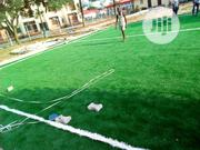 Natural Green Artificial Grass For Soccer Pitch | Landscaping & Gardening Services for sale in Lagos State, Ikeja