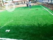 Fake Carpet Grass For Field Installation In School | Landscaping & Gardening Services for sale in Lagos State, Ikeja