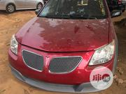 Pontiac Vibe 2006 Red | Cars for sale in Lagos State, Agege