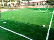 Faux Carpet Grass For Soccer Pitch Installation   Landscaping & Gardening Services for sale in Lagos State, Ikeja