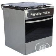Maxi Silver Gas Cooker 50/50 | Kitchen Appliances for sale in Lagos State, Lagos Mainland
