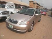 Toyota Corolla 2004 Sedan Automatic Gold | Cars for sale in Anambra State, Onitsha