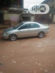 Toyota Corolla 2003 Sedan Automatic Silver | Cars for sale in Anambra State, Onitsha