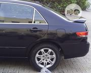 Honda Accord 2003 Automatic Black | Cars for sale in Lagos State, Ikoyi