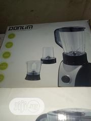 Donlim Blender And Grinders.   Kitchen Appliances for sale in Lagos State, Ojo