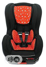 Nania Cosmo Group 0/1 Unisex Car Seat (Red Stars Print) | Children's Gear & Safety for sale in Rivers State, Port-Harcourt