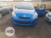 Toyota Matrix 2010 Blue   Cars for sale in Lagos State, Apapa