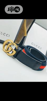 Gucci Belt Original Quality | Clothing Accessories for sale in Lagos State, Surulere
