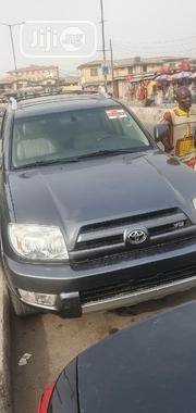 Toyota 4-Runner 2003 4.7 Gray | Cars for sale in Lagos State, Surulere