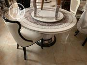 Executive Royal Marble Dining Set | Furniture for sale in Lagos State, Lekki Phase 1