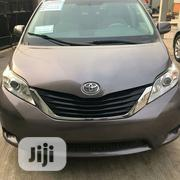 Toyota Sienna LE 8 Passenger 2011 Gray | Cars for sale in Lagos State, Ikeja