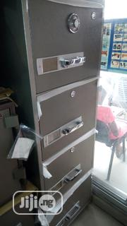 Brand New Imported 4 Drawers Fire Proof Safe With Security Numbers &🔑 | Safety Equipment for sale in Lagos State