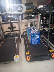 6hp Treadmill With Massager   Sports Equipment for sale in Lagos State, Yaba