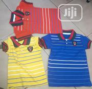 Children's Polo Tops | Children's Clothing for sale in Lagos State, Mushin