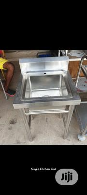 Sink Table. Stainless Steel Table | Restaurant & Catering Equipment for sale in Abuja (FCT) State, Maitama