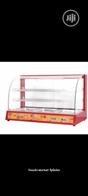 Snacks Display Warmer. Red Warmer | Restaurant & Catering Equipment for sale in Abuja (FCT) State, Maitama