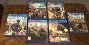 Playstation 4 Games   Video Games for sale in Lagos State, Ajah