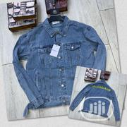 Balenciaga Jean Jacket Available | Clothing for sale in Lagos State, Surulere