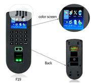 ZKT F19 Fingerprint Time Attendance & Access Control System | Safety Equipment for sale in Lagos State, Ikeja